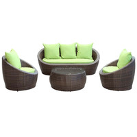 2015 New Style target outdoor resin wicker patio furniture SG-388A