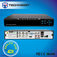 touch panel 4ch dvr products from China