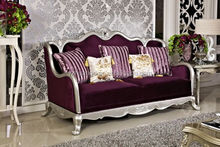 antique fabric sofa/ section sofa/classic sofa YS187