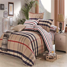 The luxury brands 100% cotton bedding set made in china