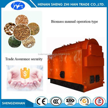 Trade Assurance security horizontal or vertical customized Biomass wood gasifier