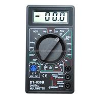 Low Price Digital Multimeter Voltage Tester Ampere Tester Resistance Tester Multitester DMM DT830B