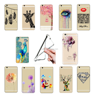 high quality print soft silicon tpu Case for Apple Iphone 6 6s plus