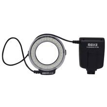 Mcoplus MK-FC100S 5500K GN15 Macro Ring Flash Light for Sony DSLR Cameras with 40.5mm, 52mm, 55mm, 58mm, 62mm, 67mm, 72mm,77mm