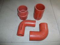 Colored silicone tubing customized silicone hose rubber hose,90 Degree Elbow Silicone Hose