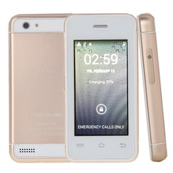 MELROSE S9 2.4 inch Android 4.4 Smart Card Mobile Phone
