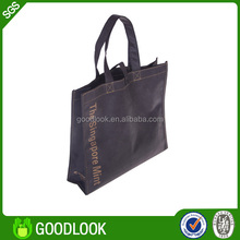 factory reasonable price non woven 6 bottle wine tote bag
