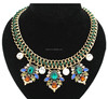 hot sale high end fashion jewelry necklace wholesale