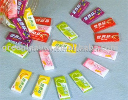 chewing gum packaging