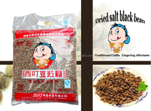 Dried Salt black bean leaves you a big appetite for more