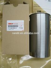 original cylinder liner 1112613840 for 4BG1,1-11261384-0