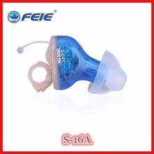 Mini Adjustable Tone In Ear Digital Hearing Aid S-16A