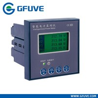 High Quality Digital Network Power Meter stop digital power meter 3 Phase Online Power Meter