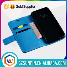 Hot selling New Carbon fiber leather flip case for nokia lumia 710