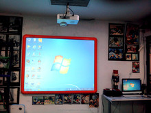 78 inch to 160 inch electronic whiteboard with infrared method for education