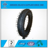 Plastic or Steel Hard Rubber Tires