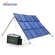 Portable Solar Power Recharger Generator Emergency Camping
