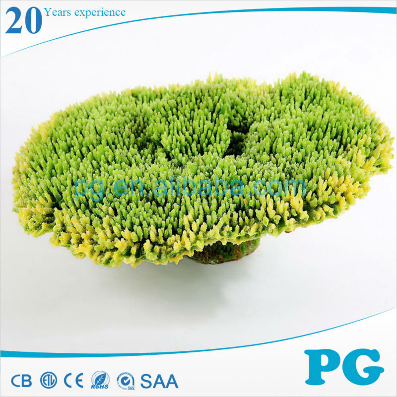 Wholesale pg artificial coral aquarium decoration fish for Artificial coral reef aquarium decoration uk