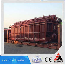 New Condition For Cooking Usage Coal Fuel SZL Steam Boiler