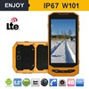Outdoor telefono inteligente waterproof android mobile phone with ptt nfc optional
