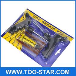 Tire Repair Tools Kit T-handle Repair Tools Motorcycle Tire repair kit