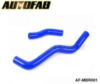 AUTOFAB -Radiator hose kit for mitsubishi MIT Lancer Evolution 1/2/3 94-96 (2pcs) AF-MBR001