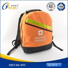 3 Year no customer complain fashion colorful first aid packs