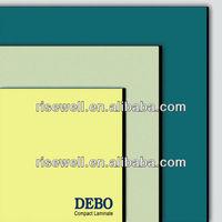 compact laminate high pressure kraft paper board
