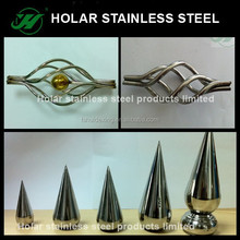 Holar stainless steel decoration products