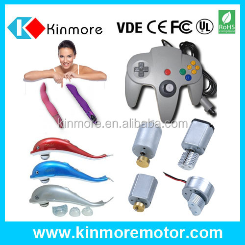 RF-300CA micro dc vibration motor for massager