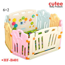 6+2 Baby Safety Playpen ,Baby Fence,Baby Gate