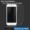 Mobile Phone & Cell Phone TPU Material LCD full cover screen protector for iPhone 6s Plus