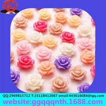 Resin jewelry accessories/resin rose accessories wholesale supplies