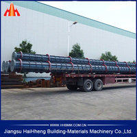 Concrete Spun Pole Steel Mould For Exporting