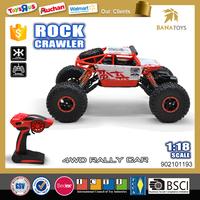 Hot sale 1:18 scale mini rc radio remote control micro racing car toy