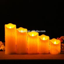 Ivory home decoration velas/ bougies/ candel/ candle