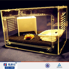 Small Animal Pets Paradise Acrylic Pet Cages Hamster Cages Wholesale