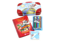 Kids Kits pack design, Child gifts pack, snack pack for child & kids