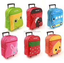 kids trolley with wheels school bag