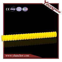 YH T standard size grouting anchor bolt