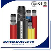 cloth | fabric | canvas | wrapped cover rubber air hose