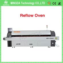 Di alta qualità piombo reflow libero forno/rifusione forno di saldatura/LED macchina di saldatura reflow