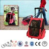 Comfort side mesh panels dog backpack wholesale pet carrier