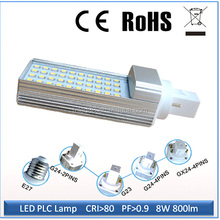 Good quality e27 13w led pl lamp warm white