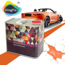 High quality paint color samples car made in china