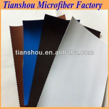 1.4mm high quality microfiber leather for shoes with hydrolysis resistance
