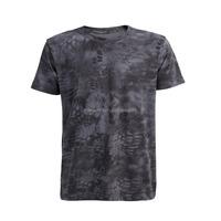 100% cotton Digital Woodland Short sleeve Summer shirt Breathable Comfortable BDU army shirt