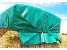 High quaility fire retardant PVC tarp for Hay Cover,pvc tarp