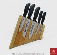 5pcs ceramic fillet knife stainless