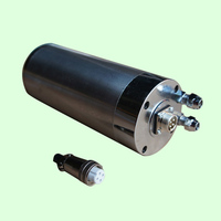 3KW CNC router spindle / electric spindle motor